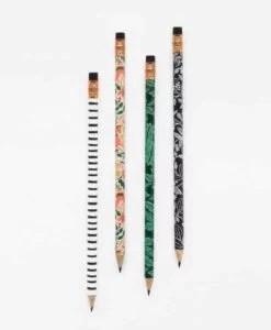 Crayons à papier Rifle Paper Co Folk (set de 12)