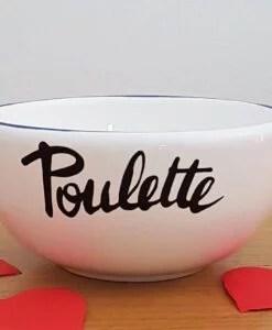 Bol breton Poulette