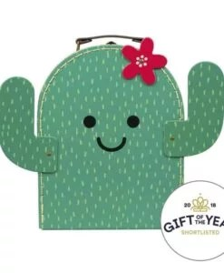 Valise Cactus Sass and Belle