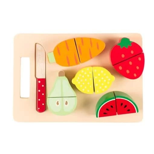 Fruits et légumes à découper Sass and Belle