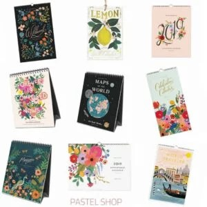 Calendrier Rifle Paper Co