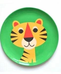 Assiette Tigre OMM Design / Ingela P Arrehnius