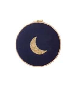 motif lune
