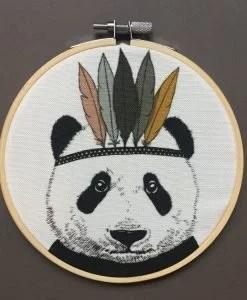 Cadre Minimel Panda