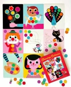 Jeu des couleurs Ingela Arrhenius – OMM Design