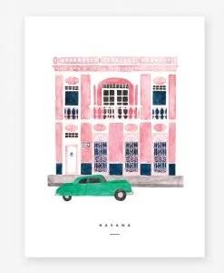 Affiche La Havane All the Ways to Say