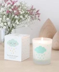 Bougie parfumée cire végétale ZÜ Fleur de coton