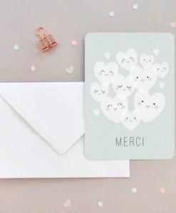 Carte merci ZÜ Coeurs