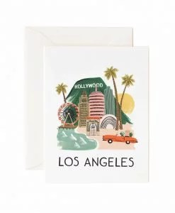 Carte Rifle Paper Co Los Angeles