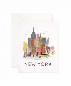 Carte Rifle Paper Co New York