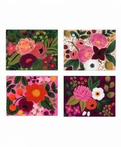 Set de cartes Rifle Paper Co Vintage blossoms x8