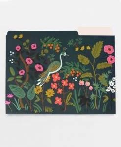 Pochette Rifle Paper Co Shangai Garden – Lot de 6