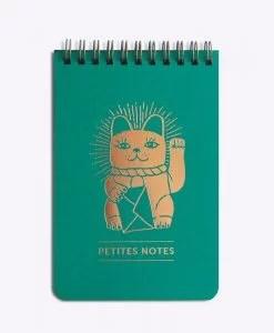 Bloc-notes Lucky cat Les Editions du Paon