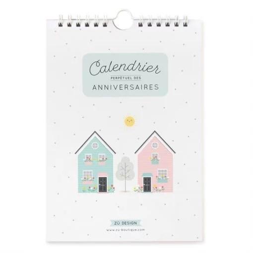 Calendrier des anniversaires ZÜ