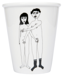 Mug Naked couple HELEN B
