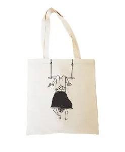 Tote-bag Trapeze Girl HELEN B