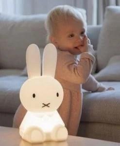 Lampe Miffy Mr Maria