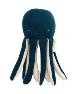 Hochet bébé pieuvre Meri Meri