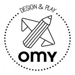 omy design logo
