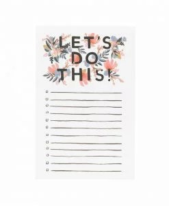Bloc notes To do list Rifle Paper Co