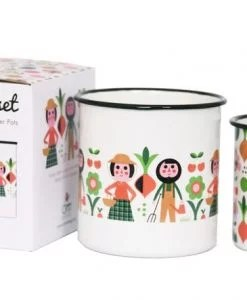 Pots jardinier Ingela Arrhenius / Omm Design x2