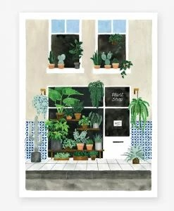 Affiche Plant nursery All the Ways to Say – Format au choix
