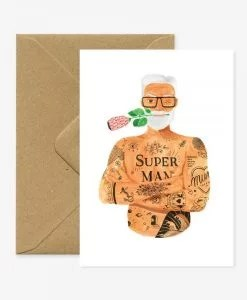 Carte Superman All The Ways To Say