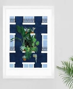 Affiche Balcon All the Ways to Say – Format au choix