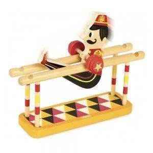 Jeu d'équilibre Pirouette l'acrobate