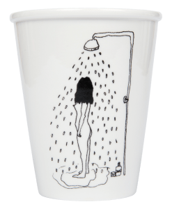 Mug HELEN B Shower girl