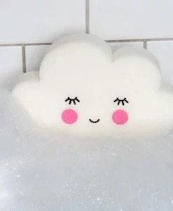 Grande éponge de bain nuage
