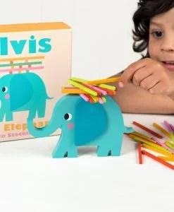 Jeu d'équilibre Elvis l'Elephant Rex