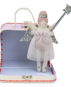 Valise avec poupée Evie Rose Meri Meri