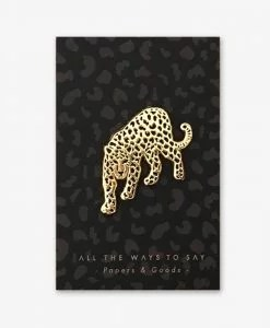 Pin's Leopard All The Ways To Say