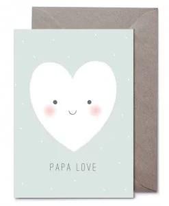 Carte Papa Love ZÜ