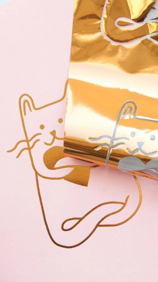 Bloc-notes chat Cat in love Les Editions du Paon