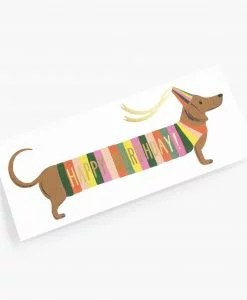 Carte anniversaire Hot Dog Rifle Paper Co