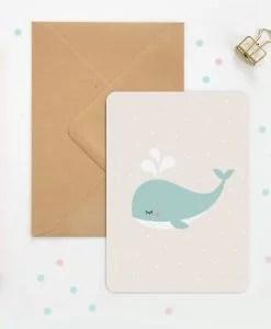 Carte baleine ZÜ