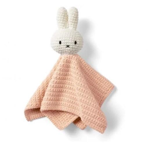 Doudou Miffy – Rose pastel