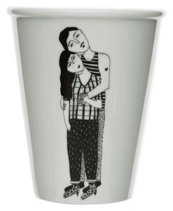 Mug Hugging Helen B