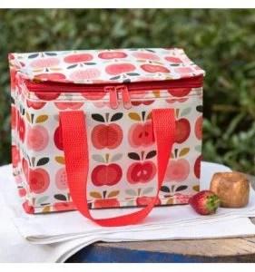 Sac à lunch isotherme Vintage Apple Rex