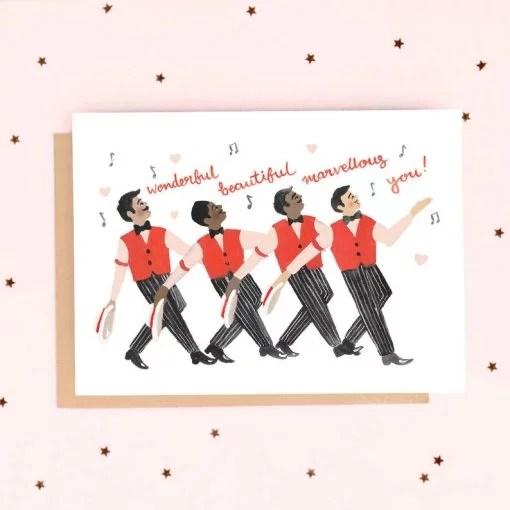 Carte Serenade Jade Fisher