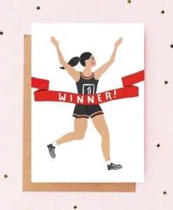 Carte Winner Jade Fisher