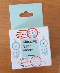 Masking Tape Attrape-rêve