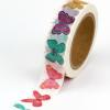 masking tape papillons