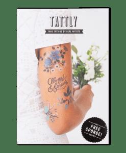 Tatouages Rifle Paper Co Lovely set – Lot de 8