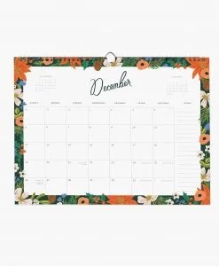 Calendrier 2021 Rifle Paper Strawberries Field