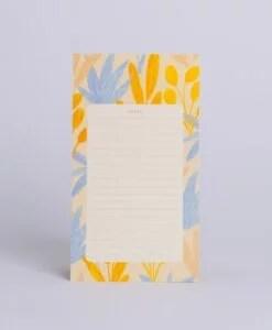 Bloc-notes Pampa Season Paper