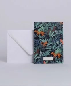 Carte Animalia Season Paper