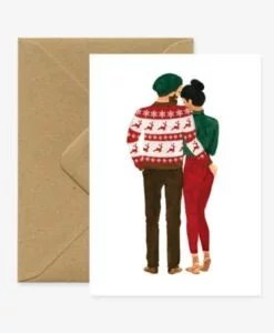 Carte Christmas Lovers All The Ways To Say